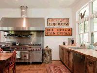 Modern Farmhouse Kitchen | Rustic Decor | Pinterest