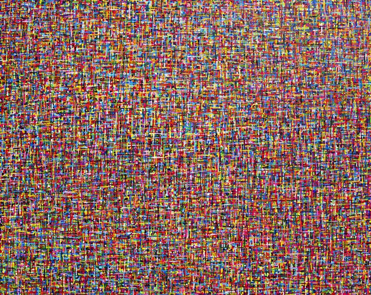 Metropolis - Original Painting by Leon Lester | StateoftheART Gallery $5000