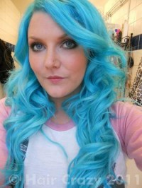 Turquoise Hair Dye | Turquoise | Pinterest