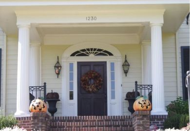 Exterior Front Doors With Sidelights