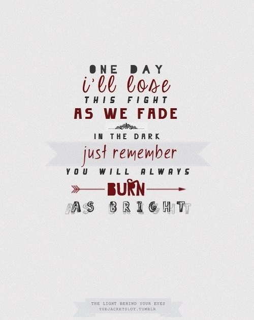 Aesthetic Computer Wallpaper Fall Out Boy My Chemical Romance Song Quotes Quotesgram
