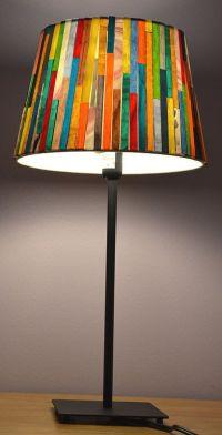 Glass Mosaic Lamp Shade