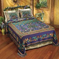 Pyramid Collection Celtic Tree of Life Bedspread / Bed Set ...