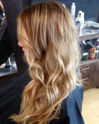 Honey blonde hair color dkwstyling | Hair and beauty ...