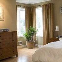 Corner window treatment   House Ideas   Pinterest