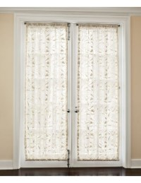 Window Treatments For French Doors | Casual Cottage