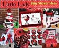 Baby Shower Food Ideas: Ladybug Baby Shower Ideas