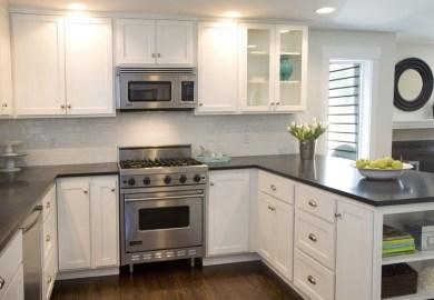 Dark Kitchen Cabinets With Dark Floors
