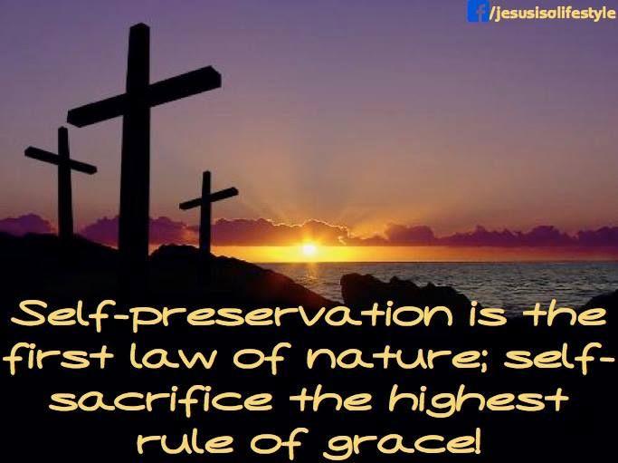Sacrifice Love Quote