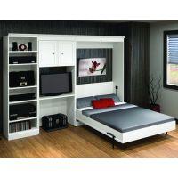 Costco wall / bed unit | micro apartments | Pinterest