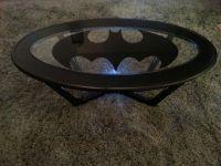 My D.I.Y. Batman Coffee Table :) | Man Cave Ideas | Pinterest