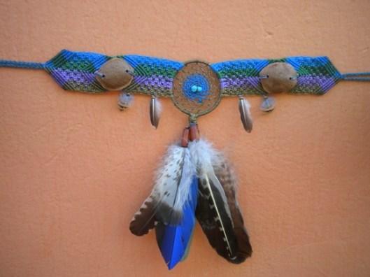 Indian amulet - Amuleto indígena