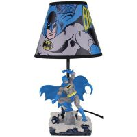 Batman DC Comics Table Lamp_D