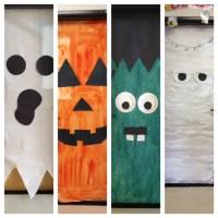 Halloween Doors at School | Classroom Misc | Pinterest