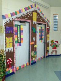 pinterest classroom door decor | just b.CAUSE