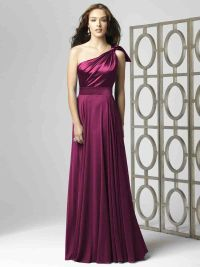 Ruby bridesmaid dress | Weddings-Garnet and Ruby | Pinterest
