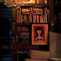 アビゲイル・レッスン:本棚のデコレーションについて