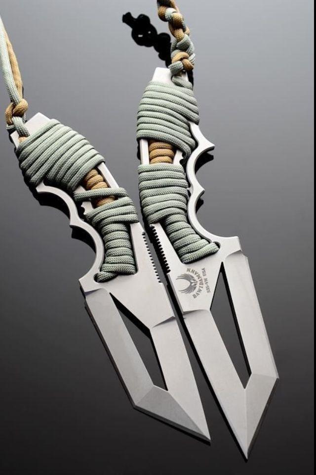 Full Tang Knife Designs