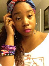 Natural hair,hair scarf | Cute hair scarfs & wraps and ...