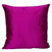 Fuschia pillow | Home-body | Pinterest