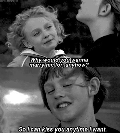 The first quote I fell in love with as a youngster. Thank you, sweet home Alabama.