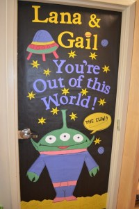 Teacher Appreciation: Door decorations | teacher app ...