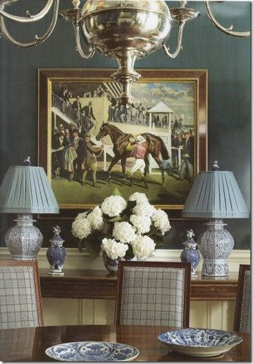Equine Themed Home Decor