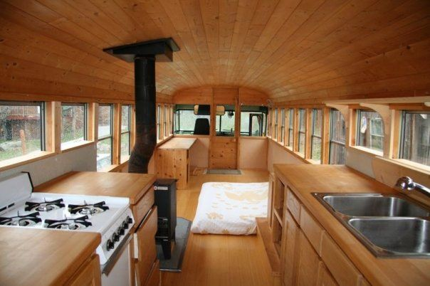 Sweatsville 10 Awesome Bus Conversions