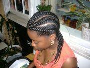 elegant braid hairstyles black
