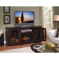 TV Stand, Fireplace, Wine Rack | Fireplace | Pinterest