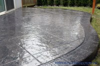 Scored & textured concrete? | Patio and Landscaping ...