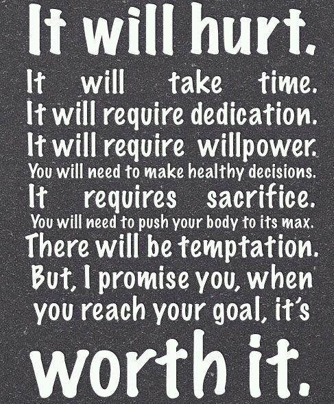 dedication  - http://myfitmotiv.com - #myfitmotiv #fitness motivation