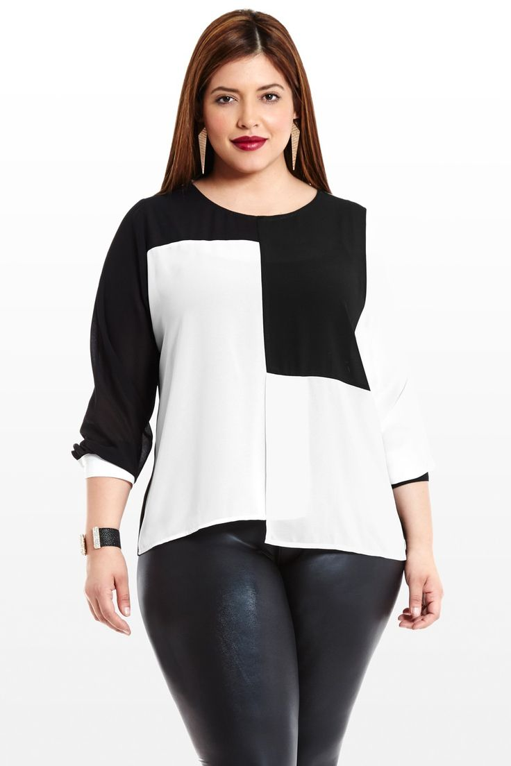 City Block Blouse