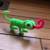 Pipe cleaner art? | Young Adult Program Ideas | Pinterest