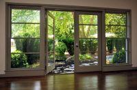 mid century modern french doors | My Future Home | Pinterest