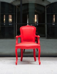 All foam baby...Louis chair from SIXINCH