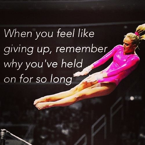 Quotes About Gymnastics