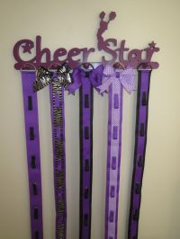 Pin by Shannon Wall on CHEER BOW HOLDER IDEAS | Pinterest