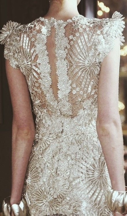 Oscar Carvallo Spring Couture 2013