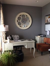 Shabby chic office | En mi casa | Pinterest
