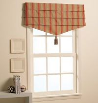 M5872 sewing pattern waterfall valance Window Treatments