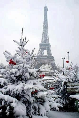 FunStocki: Winter in Paris