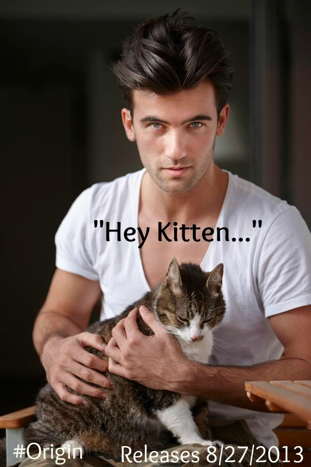 Meet Daemon Black~the very sexy Alien from THE LUX SERIES by Jennifer Armentrout