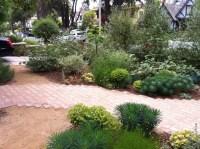 mediterranean front yard garden | Garden | Pinterest