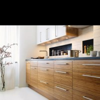 bamboo kitchen cabinets | modern a frame ideas | Pinterest