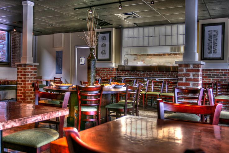 Downtown Restaurants Tulsa Ok