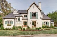 Exterior painted brick | Painted brick and exteriors ...