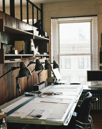 #Wooden #Vintage #Workspace