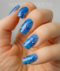 Watercolor Nail Polish by KBShimmer | Nails | Pinterest