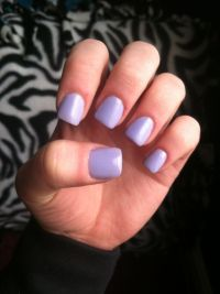 Purple acrylic nails | Acrylic nail designs | Pinterest